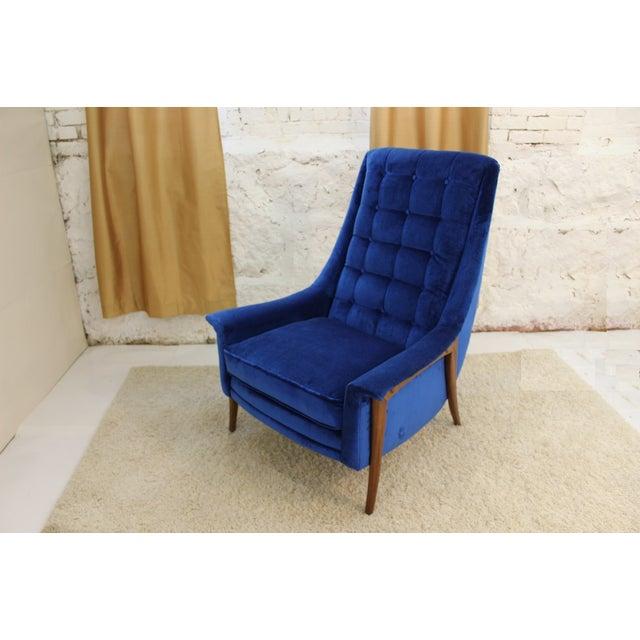 Mid-Century Modern Kroehler Avant Chair - Image 8 of 9