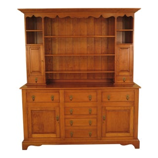 stickley bedroom furniture. Stickley Solid Cherry 2 Piece Open Hutch Gently Used Furniture  Up to 50 off at Chairish