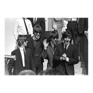 The Beatles (Ringo Starr, John Lennon, George Harrison, Paul McCartney) 1966