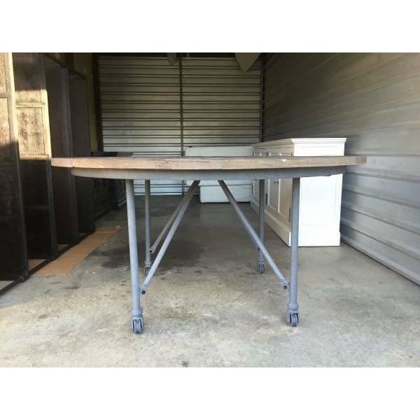Restoration Hardware Dining Room Table: Restoration Hardware Round Dining Table