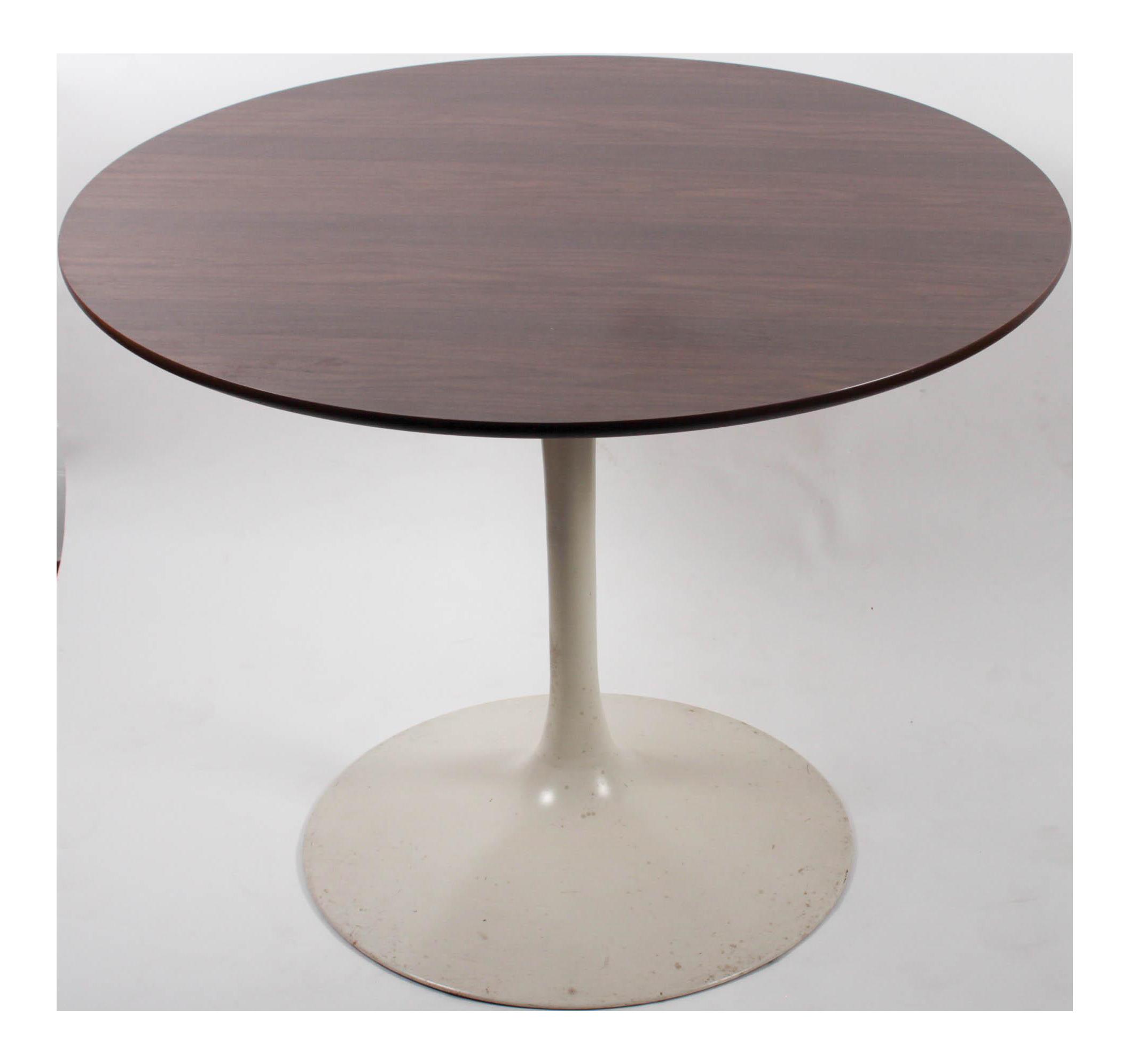 Vintage Saarinen Style Tulip Table