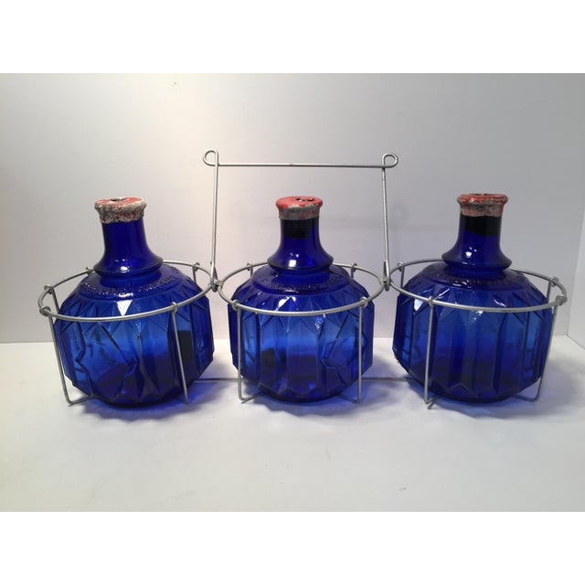 1870s Glass Fire Grenades - Set of 3 - Image 2 of 8