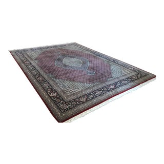 Hand Knotted Oriental Rug - 9 x 12