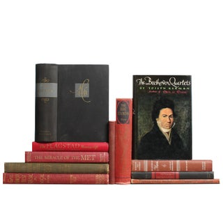 Music Library Books - Set of 11