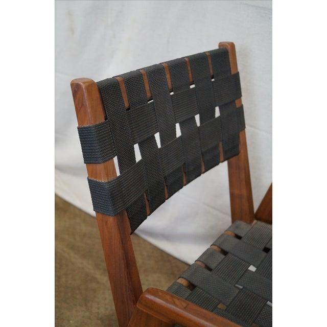 Knoll Studio Jens Risom Mid Century Arm Chair - Image 5 of 10
