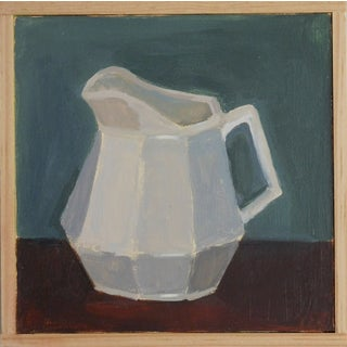 """Creamer"" Painting by Anne Carrozza Remick"