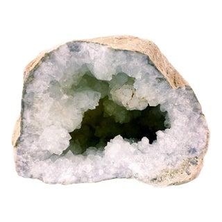 Large Quartz Geode Specimen