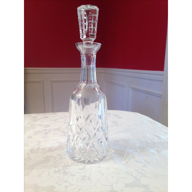 Crystal Decanter - Image 3 of 3