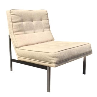 Florence Knoll Parallel Bar Lounge Chair