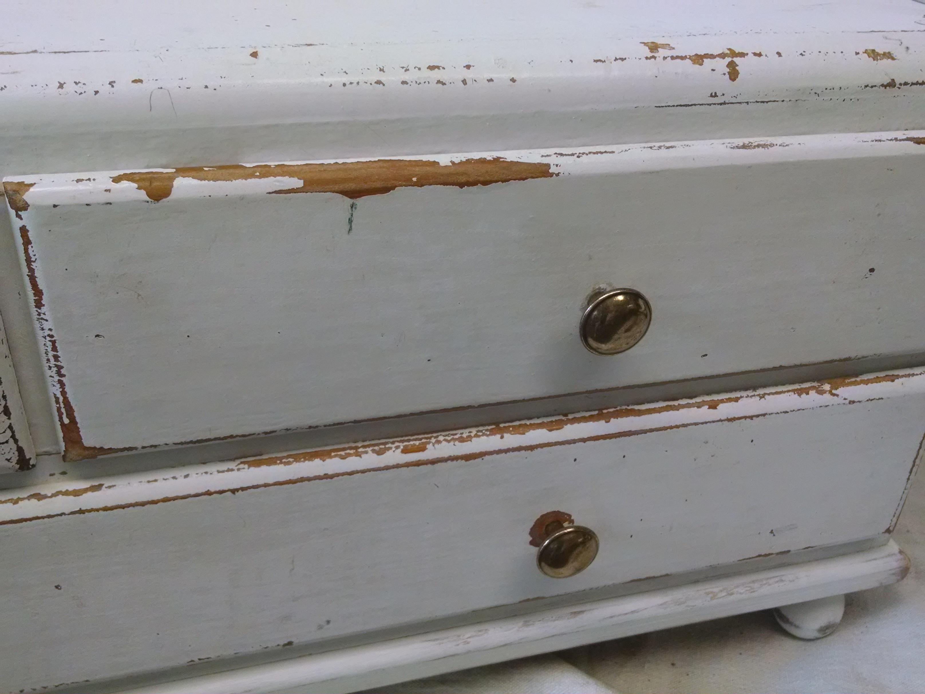 Vintage Tabletop Storage Drawers   Image 8 Of 9
