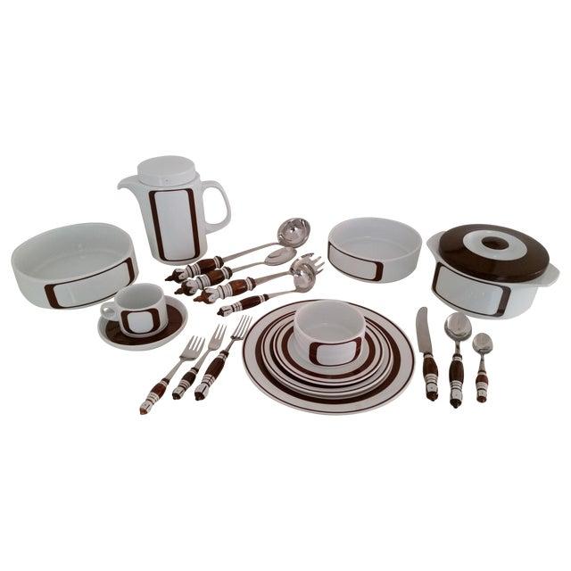 Image of Rosenthal MidCentury Studio Line Dishes & Flatware