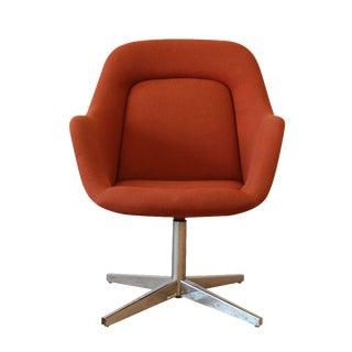 Max Pearson for Knoll Swivel Club Chair