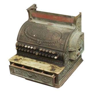 Antique Bronze Cash National Register
