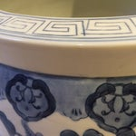 Image of Vintage Chinoiserie Cachepot