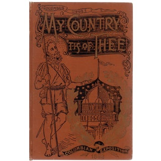 """""""My Country, Tis of Thee!"""" Book by John Habberton"""