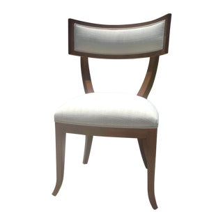 Modern Mid Century Style Klismos Dining Chair
