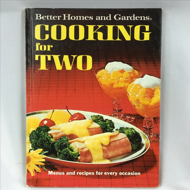 Mid Century Cookbook - Cooking for Two - Image 2 of 8