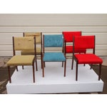 Image of Risom American Modern Dining Chairs - Set of 8
