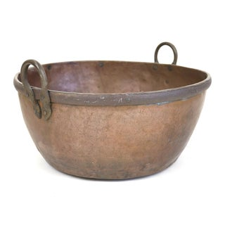 Large Brazilian Copper Pot
