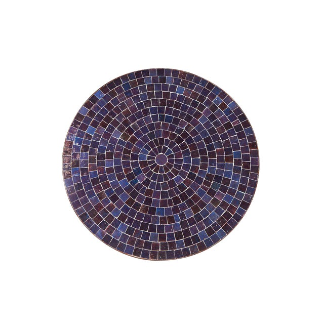 Image of Fez Mosaic Tile Table