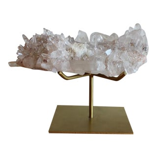 Himalayan Pink Quartz on Stand - Small