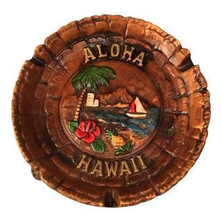 Vintage Aloha Hawaii Ashtray