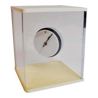 Vintage Floating Raymor Mystery Clock