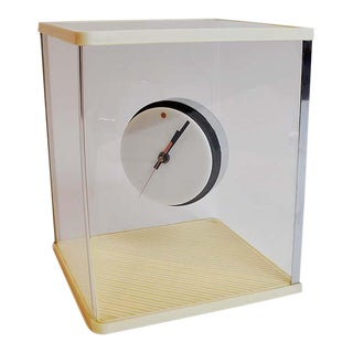 Vintage Floating Raymor Mystery Clock