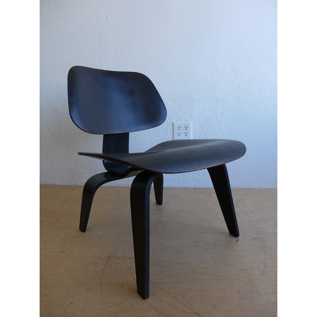 """Eames """"Lounge Chair Wood"""" Chair - Image 2 of 10"""