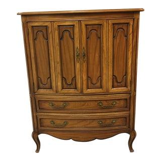 Vintage Drexel French Dresser
