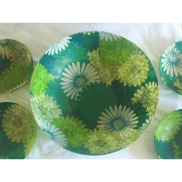Image of Mid Century Resin Bowl - Set of 3