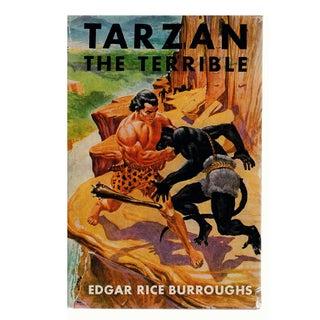 """""""Tarzan the Terrible"""" Art Deco Era Book"""