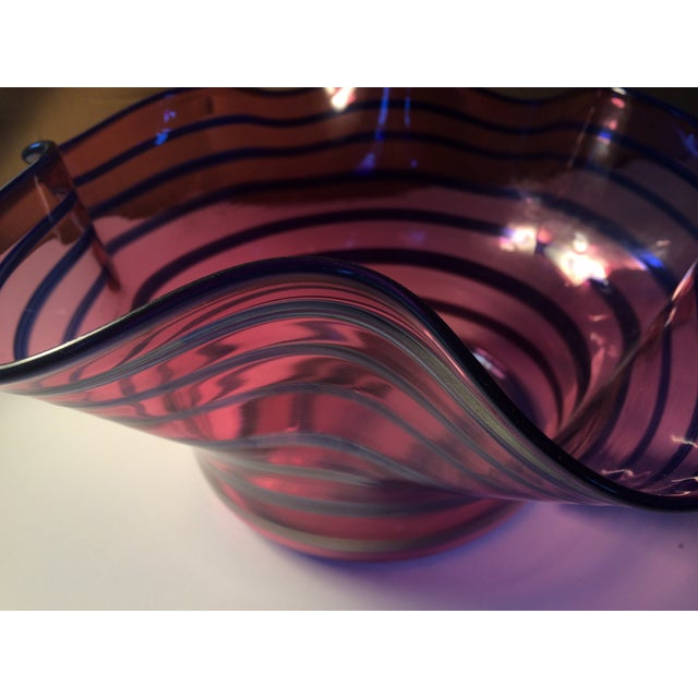Image of Christopher Rich Glass Ruffle Bowl