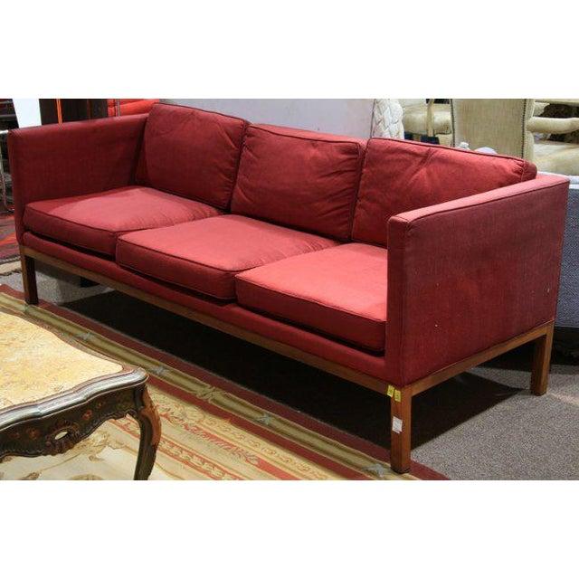 Mid-Century Modern Sofa & Club Chairs - Set of 3 - Image 3 of 6