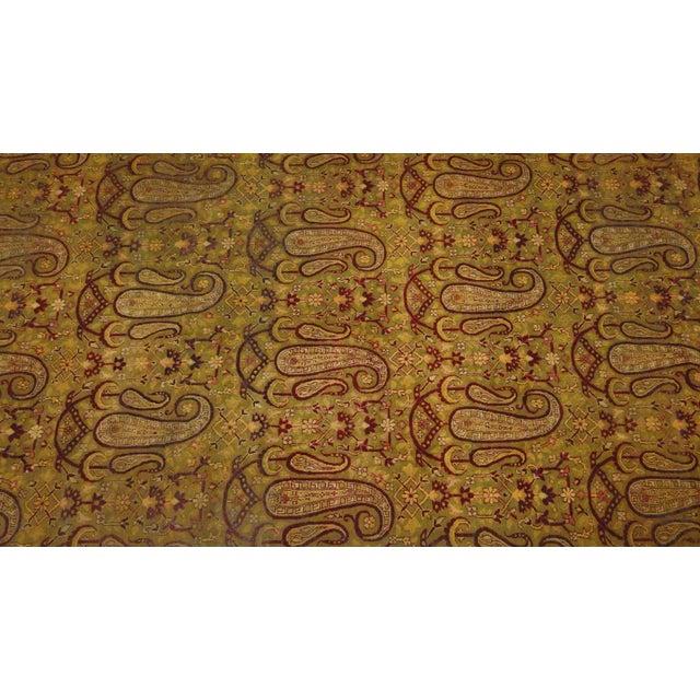 Antique Amritzar Rug - 9′ × 12′ - Image 2 of 5