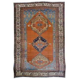 """Antique Bakshaish Carpet - 17'5"""" x 11'7"""""""