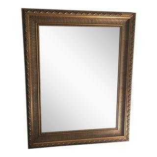 Traditional Gilt Framed Mirror