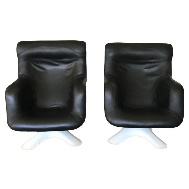 Karuselli Chairs Vintage Modern - A Pair - Image 1 of 10