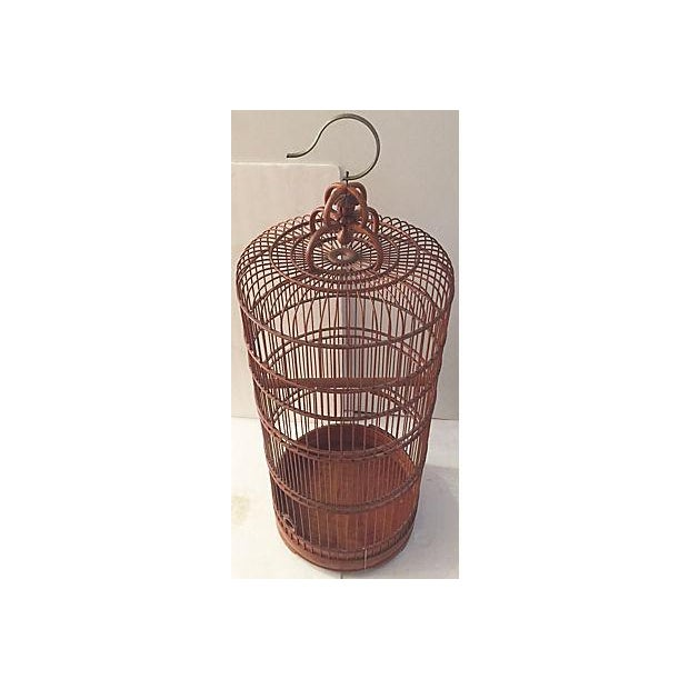 Image of Collapsible Bird Cage