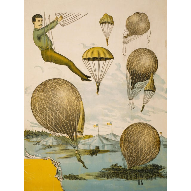 Print of 1800's Circus Poster - Image 5 of 5