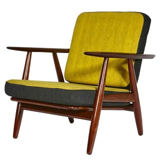 Hans J. Wegner for GETAMA Cigar Chair with Reversible Cushions