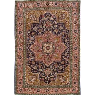 "Apadana - Vintage Persian Rug, 7'5"" x 10'8"""