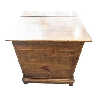 Madera Home Wood Trunk Nightstand