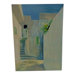 "Leworet ""Staircase"" Original Print"