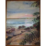 Image of Original Alice J.Behrle Water Color Painting