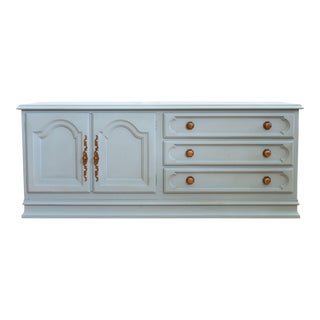 Century Furniture French Provincial Media Console / Sideboard