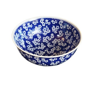 Chinese Plum Blossom Bowl