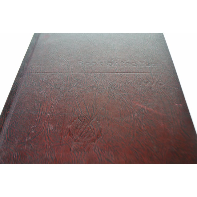 1961 - 1976 Britannica Book Of The Year Leather Bound Books - S/16 - Image 9 of 11