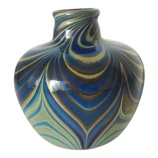 Vintage Studio Glass Vase