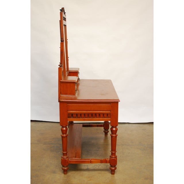 Dutch Colonial Dressing Table Vanity - Image 7 of 7